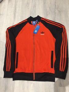 veste adidas original orange