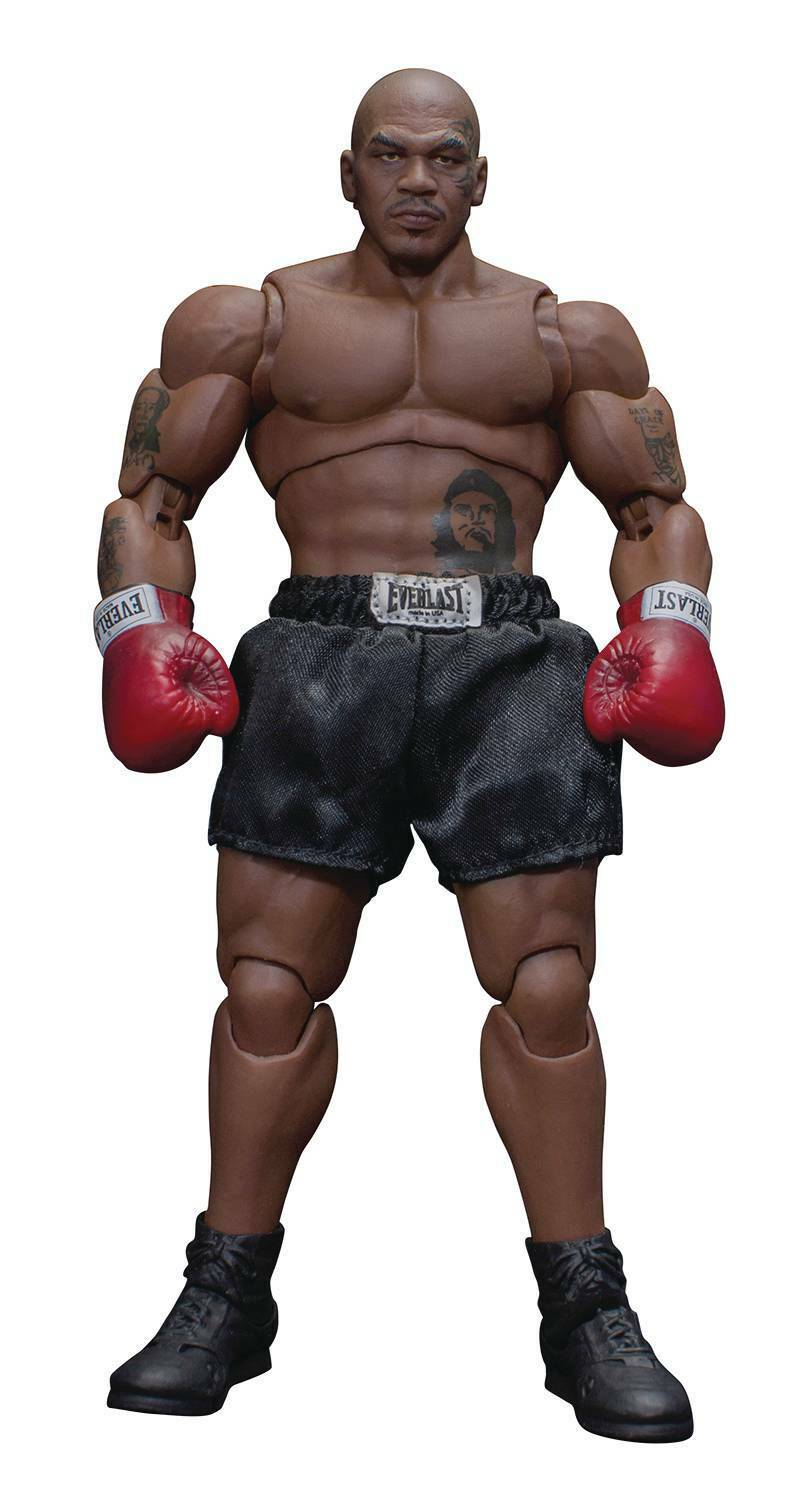 Storm Collectibles MIKE TYSON Final Round 112 Scale 6 azione cifra Tattoo