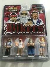 2004 MICRO ICONS Series 1 SEALED BOX 12 Packs 1//32 Scale Figures by X-Concepts