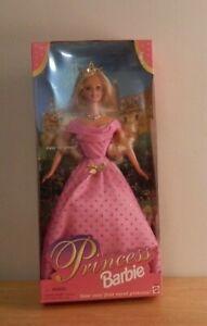 1998-Princess-Barbie-New-Unopened