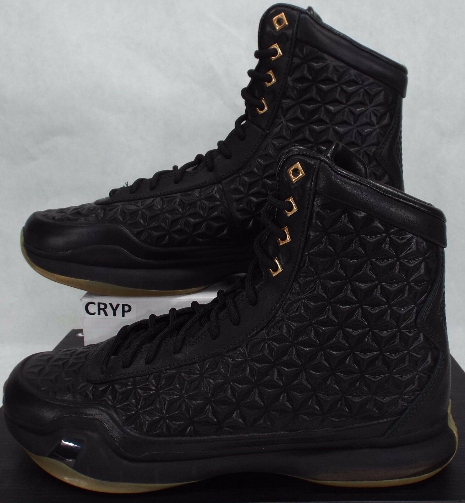 Nuevo hombre 9.5 NIKE Kobe Elite EXT QS QS EXT Cuero X Zapatos de baloncesto 275 822950 -001 e6177d