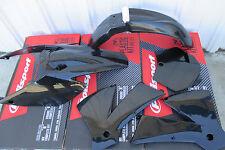 POLISPORT BLACK PLASTIC KIT KTM  2003-2004 SX SXF &  2004 EXC EXCF 125-520 READ