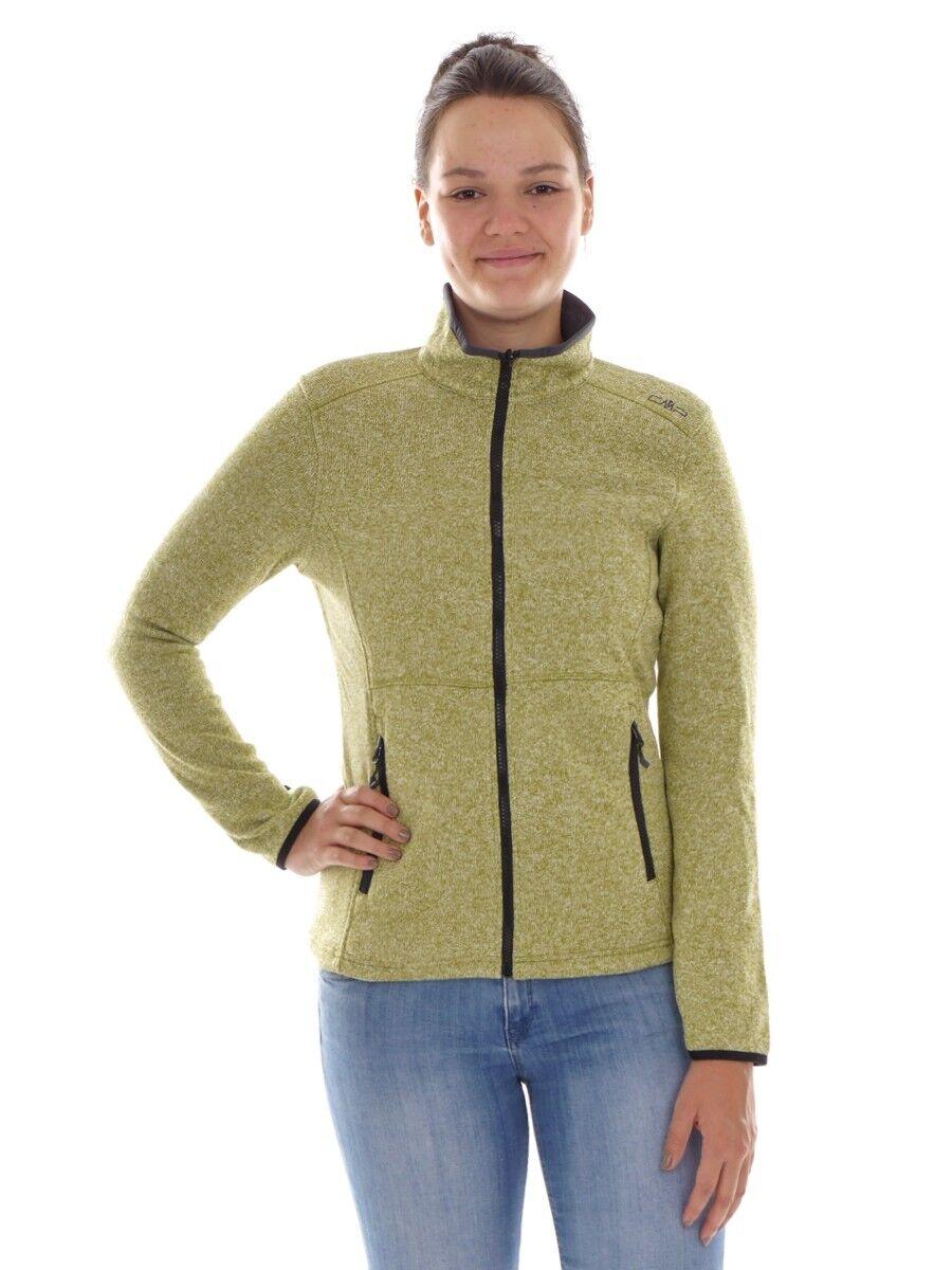 CMP Pinewood bajo chaqueta función chaqueta verde knittech  aislante  Felices compras