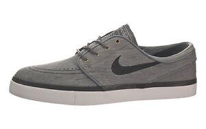 5901a305b853 Nike ZOOM STFAN JANOSKI PR SE Cool Grey Black Ash 631298-010 (465 ...