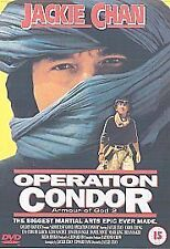 Operation Condor - Armour Of God 2 region 2 ,jackie chan ,not vhs