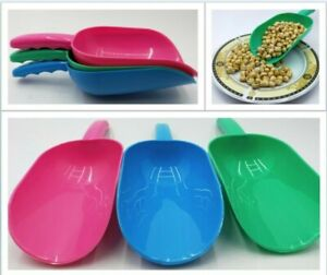 4 Sizes Plastic Food Flour Candy Scoop Spice Shovel Bar Kitchen Cooking Tool