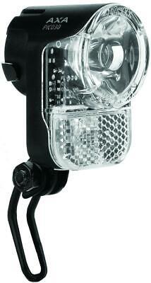 Scheinwerfer AXA BlueLine-30 Steady Auto LED Lampe Standlicht Automatik
