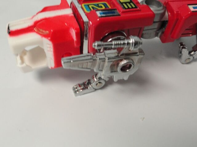Original 1981 Voltron GB36 GB-36 Y/&K Japan Red Lion Sword Weapon Go Lion D