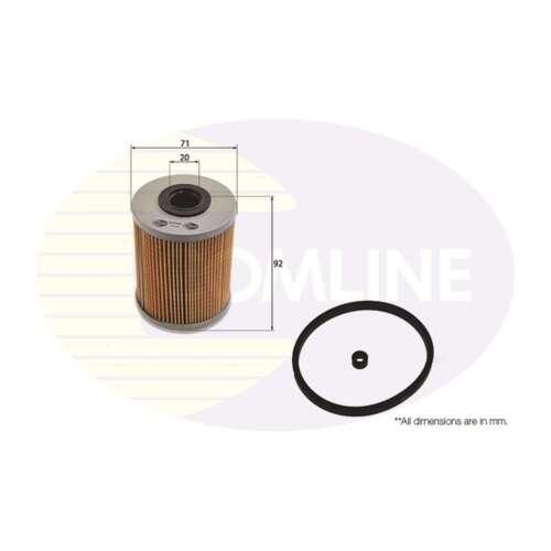 FITS OPEL ASTRA H Genuine Comline Filtre Carburant