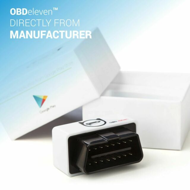OBDeleven OBD II Full Diagnostic Bluetooth Interface