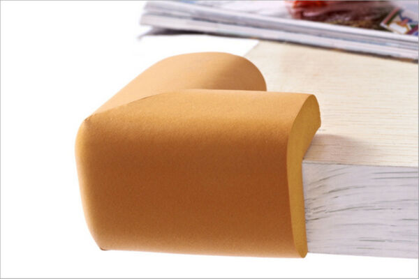 EXTRA THICK WIDE Baby Edge Guard soft foam Protector Bumpers Corners ...