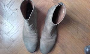 100% De Qualité Paul Smith Men's Ankle Boots Sz 44 / Uk 10