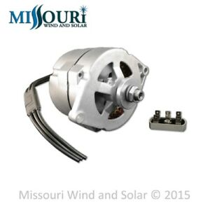 Image Is Loading Permanent Magnet Alternator 48 Volt Ac For Wind