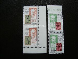 Italy-Stamps-Yvert-Tellier-N-2058-2069-x2-N-MNH-A48