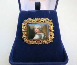 Broche-miniature-or-18-Carats