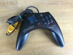 Gamepad-Logitech-Wingman-Extreme-Controlador-Digital-Joypad-Pc-Serial-usb-GRATUITO-P