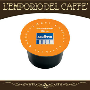 Lavazza-Blue-Blu-Ultimate-Best-Espresso-Ricco-300-Capsule-Cialde-ORIGINALE