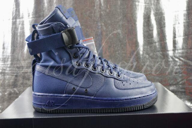 Nike W SF Af1 Special Field Air Force 1 Women USA Binary Blue 857872-400 Sz  6.5 for sale online  dd09fac12