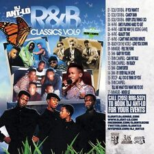 DJ ANT LO SOUL & R&B CLASSICS MIX CD VOL 9
