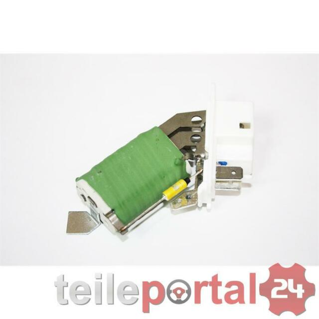 Control Unit Heater Blower Fan Series Resistor Vauxhall Astra F Vectra A Calibra