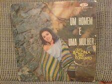 HEAR CELIO BALONA LP UM HOMEM E UMA MULHER 70' VG BOSSA JAZZ BRAZIL CHICO BUARQU