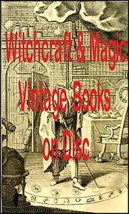 35-Old-WITCHCRAFT-Books-on-CD-MAGIC-OCCULT-SORCERY-DEMONOLOGY-Book-Collection-CD