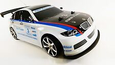1-10 Remote Control RC 4WD Drift Replica Rally BMW M3 DTM Skidding Race R/C Car