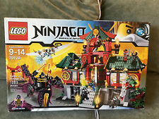 LEGO Ninjago 70728 Battle for Ninjago City - Retired - New in Sealed Box
