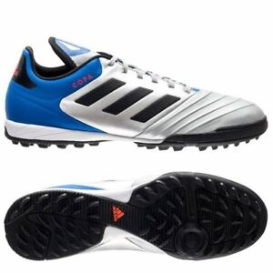 444621e7878 adidas Copa 18.3 Tango TF Turf 2018 Soccer Shoes New Silver   Royal ...