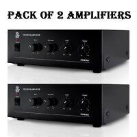 Pylehome 60 Watt Power Amplifier W/ 25 & 70 Volt Output on sale