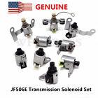 OEM JF506E Transmission Solenoid Set 9 Piece Kit 09A 09B Volkswagen (99108)