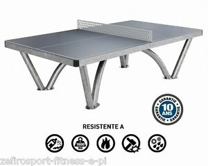 Tavolo ping pong cornilleau park da esterno tennistavolo - Tavolo ping pong da esterno ...