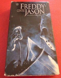 VHS-Movie-Freddy-Contre-Jason-Version-Francaise