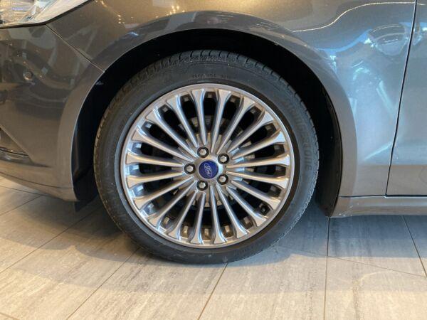 Ford Mondeo 2,0 TDCi 180 Titanium billede 4