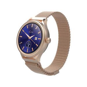 Forever AW-100 Tracker Wasserdicht Smart Watch Uhr Elegeant Puls Herzmesser
