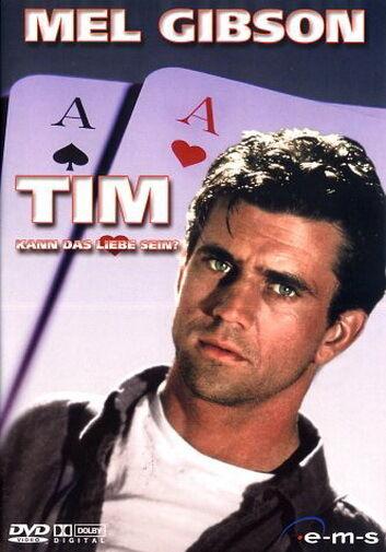 Tim - Kann das Liebe sein? - Komödie mit Mel Gibson - DVD - 1981/2001