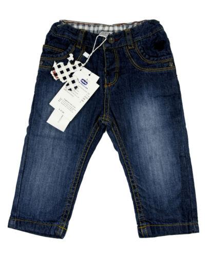 Chicco Jeans Jeanshose gefüttert Junge Gr 56 62 68 74 80 92 ehe UVP 27,90