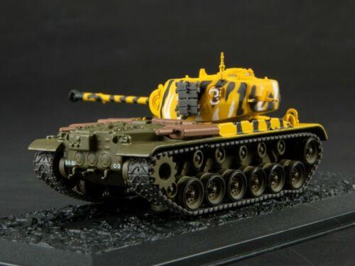 1:72 Scale Model tank M46 Patton American medium tank