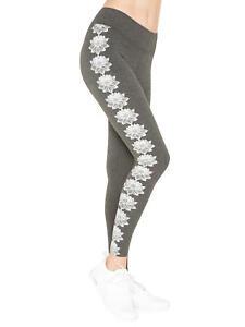 8247da1f61 Manuka M Life Shanti Yoga Leggings, Flint Melange XS UK 8 -10 NEW | eBay