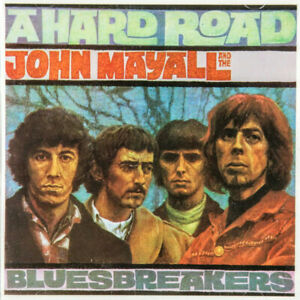 JOHN-MAYALL-amp-THE-BLUESBREAKERS-A-HARD-ROAD-D-Remaster-CD-14-BONUS-Trax-NEW