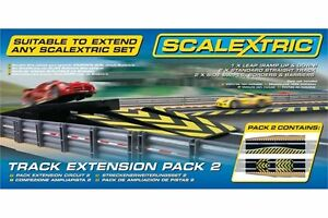 Scalextric C8511 Extension De Piste - Track Pack 2