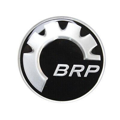 Can-Am BRP New OEM Sprocket Logo Hood Emblem Decal 516008739 Spyder Maverick