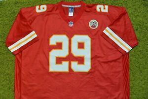 NFL Kansas City Chiefs #29 Eric Berry Jersey Big Size 5XL IEV | eBay