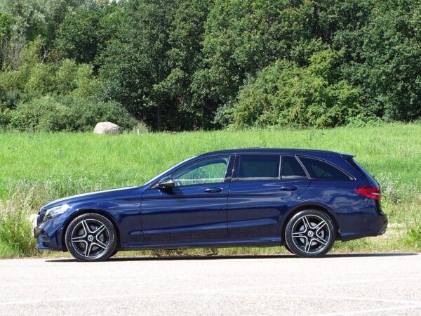 Mercedes C220 d 2,0 AMG Line stc. aut. - billede 3