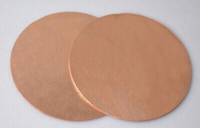 Copper Half Ball Diameter Ø 60mm thickness 2,5mm Raw