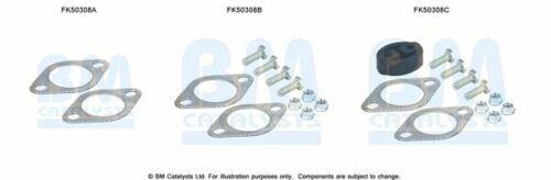 FK50308C Bm Catalysts Montagesatz Katze Wandler Fr