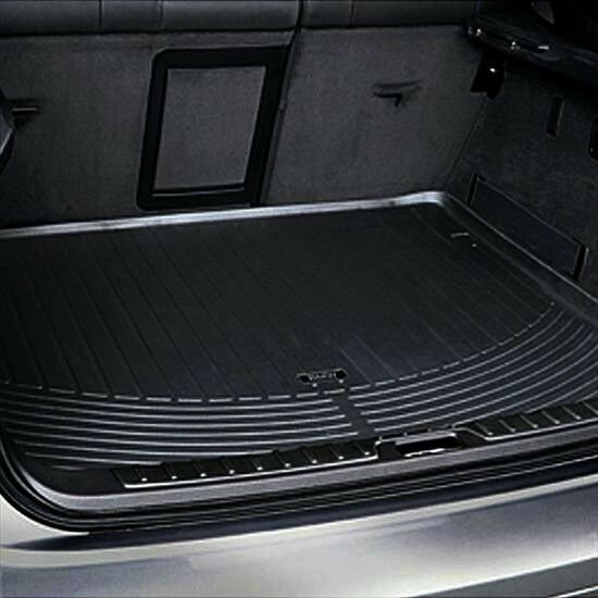 2008 To 2013 Bmw X6 Factory Oem Trunk Cargo Tray Liner Black No