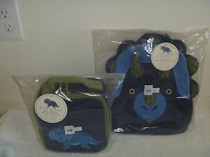 c44e38cdcd Pottery Barn Kids Classic Critter Dinosaur Dino PreK Mini Backpack ...