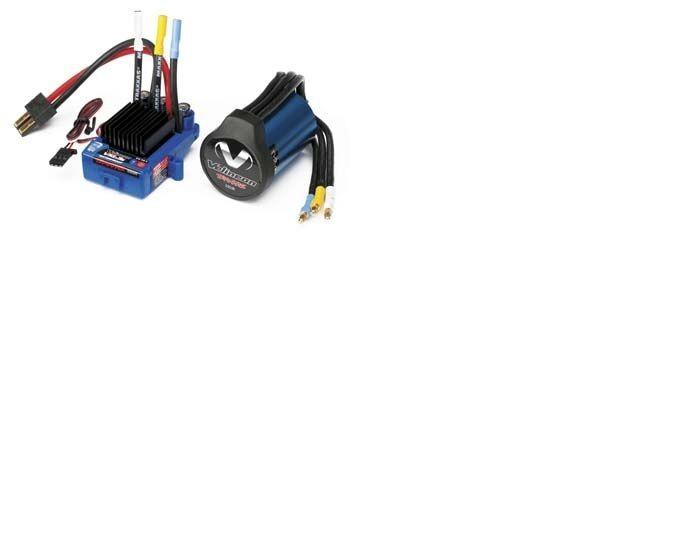 Traxxas Velineon VXL 1 10 Waterproof 10-turn 3500kV Brushless System TRA3350R