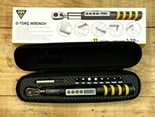 Topeak D-Torq Torque Wrench 1-20 NM Digital